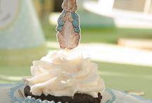 Peter Rabbit Themed 1st Birthday