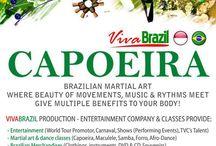 VIVA BRAZIL Capoeira Indonesia Jakarta / Capoeira class (group and private)  Brazilian entertainment & performance www.capoeira.or.id