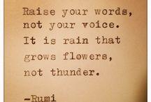 Words / by Ashley Marino