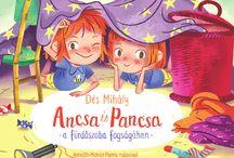Ancsa és Pancsa a fürdőszoba fogságában (2016) / Ancha y Pancha en la prisión del cuarto de baño