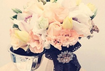 Wedding Decoration / rustic, shabby chic, dream wedding, love my job