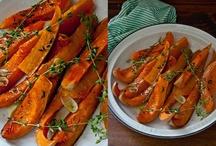 Recipes-Veggies & Fruits