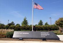 Pentagon Memorial / Pentagon Memorial