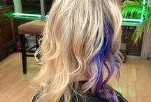 Hair Colour Idea's