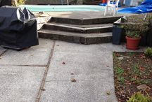 Pool Ideas / It's leaking. Needs some work.