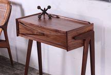 table & console & desk