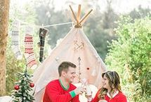 Photography Concepts: Holiday Teepee