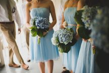 Blue & .... / by Toni Chandler Flowers & Events