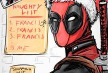 deadpool comic pictures