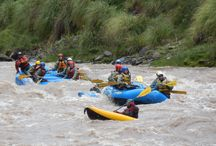 Urubamba River Rafting / Urubamba River runs through ancient cities, charming towns and offer great rapids for beginners to advanced boaters. Choose from 1 to 3 days tour.