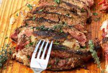 Les 10 plus beaux rib steak sur Pinterest / La Délicieuse Découverte de la semaine est au Charbon, il s'agit du rib steak vieilli en chambre de sel himalayen, mais voyez ce qui est proposé de par le monde!