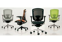 Task Seating / If you sit when you work, your seat should support you.