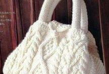 sacs tricot