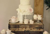 Shabby/rustic/country (wedding) party / Shabby chic party or wedding