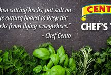 CHEF CENTO TIPS / Tips for cooking authentic Italian from Chef Cento himself.