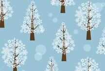talviset kuvistyöt