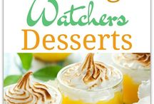 Desserts Weight Watchers