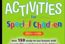 Autism educational worksheets