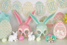 Easter Egg Hunt SVG Collection