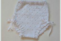 knit baby panty