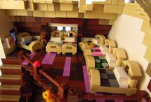 For the Littles- Lego Love / Lego Tables, Lego Storage, Lego Creations, Anything Lego Really!! / by Jen