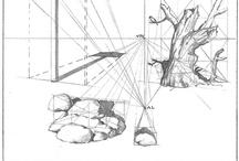 Perspektivteikning og arkitektur