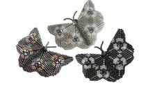 Motyle / koralikowe motyle schematy