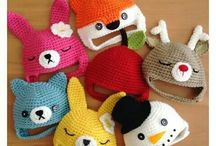 Baby Crochet Projects