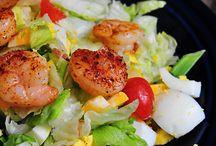 Main Dish : Salads / by Kristen Kline