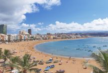 Gran Canaria / Palms, sand and sea
