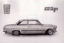 My fiat 125p Coupe / if only i had enought money...