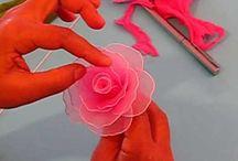 Nylon flower / Exelent