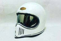 DRACO HELMET / DRACO Helmet special edition  Custom by handmade, the Material made of Fiberglass + Kevlar with good paint  ✓ Interior Synthetic leather + D-Rings ✓ Available For Chrome, Gold Trims &      Rubber edge ✓ Pre Order ✓ Size available : S.M, L.XL ✓ Color & design by request ✓ Available for Inner Chrome shield ✓ Payment accepted :      PayPal & Western Union ✓ Shipping Worldwide   To see more Design go follow us on #Instagram @doctorhelmet  Fast response by : WhatsApp +6281362638282
