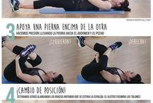 Exercícios para a coluna