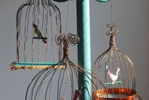 Bird cage window