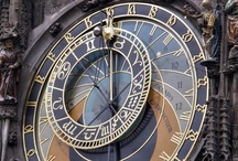 Clocks / Fascinating Timepieces / by Donna Bixler