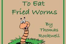 Author study- Thomas rockwell