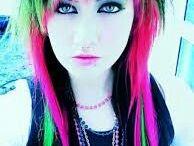 Hair Colouring Idea's
