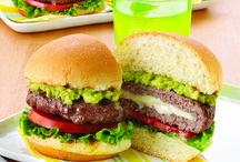 Burgers / Brood