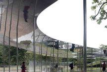 paviliones