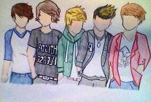 Dibujos 1D