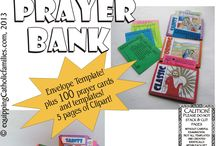Catholic Printables / Teaching the Catholic thru printable crafts