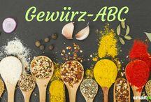 ABC der GEWÜRZE
