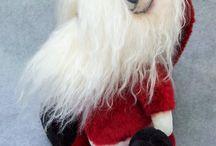 Santa Claus / Artist Santa's