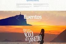 Carioca Viagens e Eventos / Site