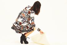Fall 2012 by Tommy Ton / Proenza Schouler Fall Winter 2012 Behind the Scenes Photographed by Tommy Ton