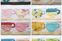 Quilt Blocks / by Carolyn Straup