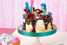 Shimmer & Shine Themed Party / All things Shimmer & Shine - Party Ideas