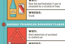 Safety Tips / Tips and tricks to keep you and your family safe both at home and on the go.  / by Touro Infirmary