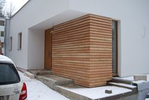 Naše realizace 2 / Dřevo